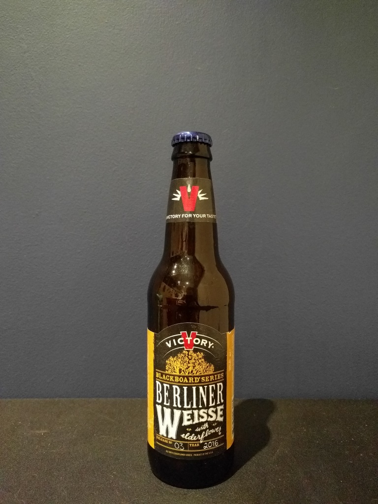 Berliner Weisse with Elderberry, Victory Brewing.jpg