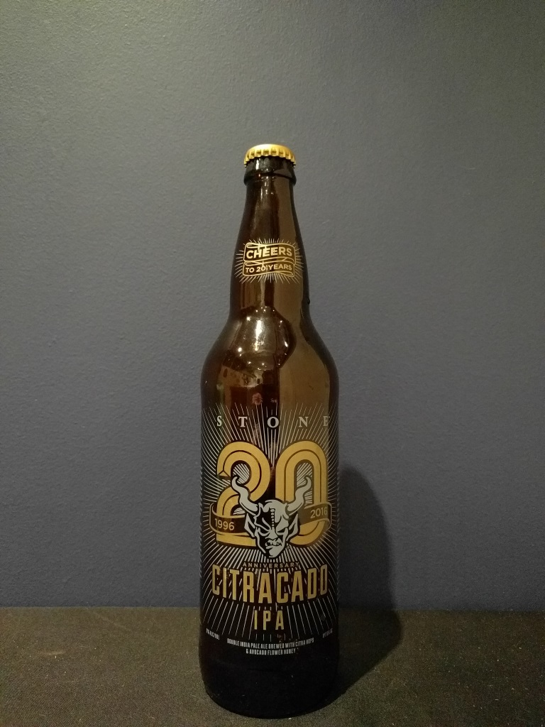 Citracado IPA, Stone Brewing Co.jpg