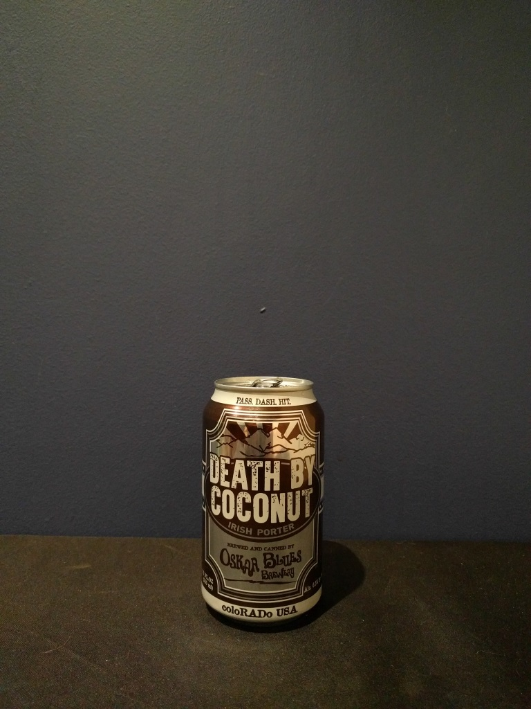 Death by Coconut, Oskar Blues.jpg