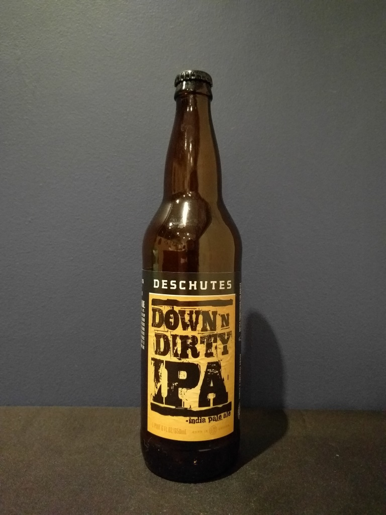 Down'n Dirty IPA, Deschutes Brewery.jpg