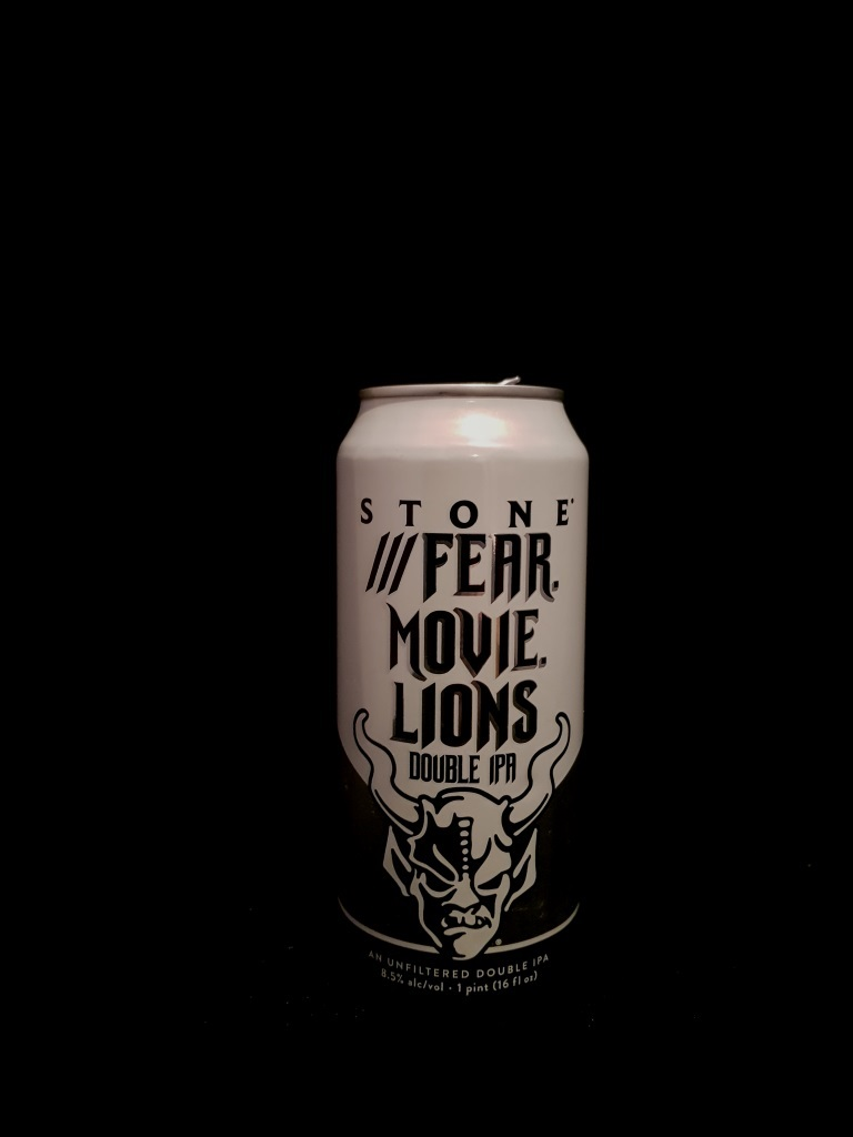 Fear. Movie. Lions, Stone Brewing Co.jpg