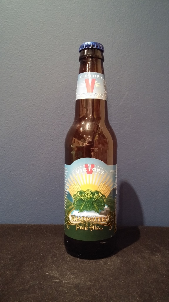 Headwaters Pale Ale, Victory Brewing.jpg