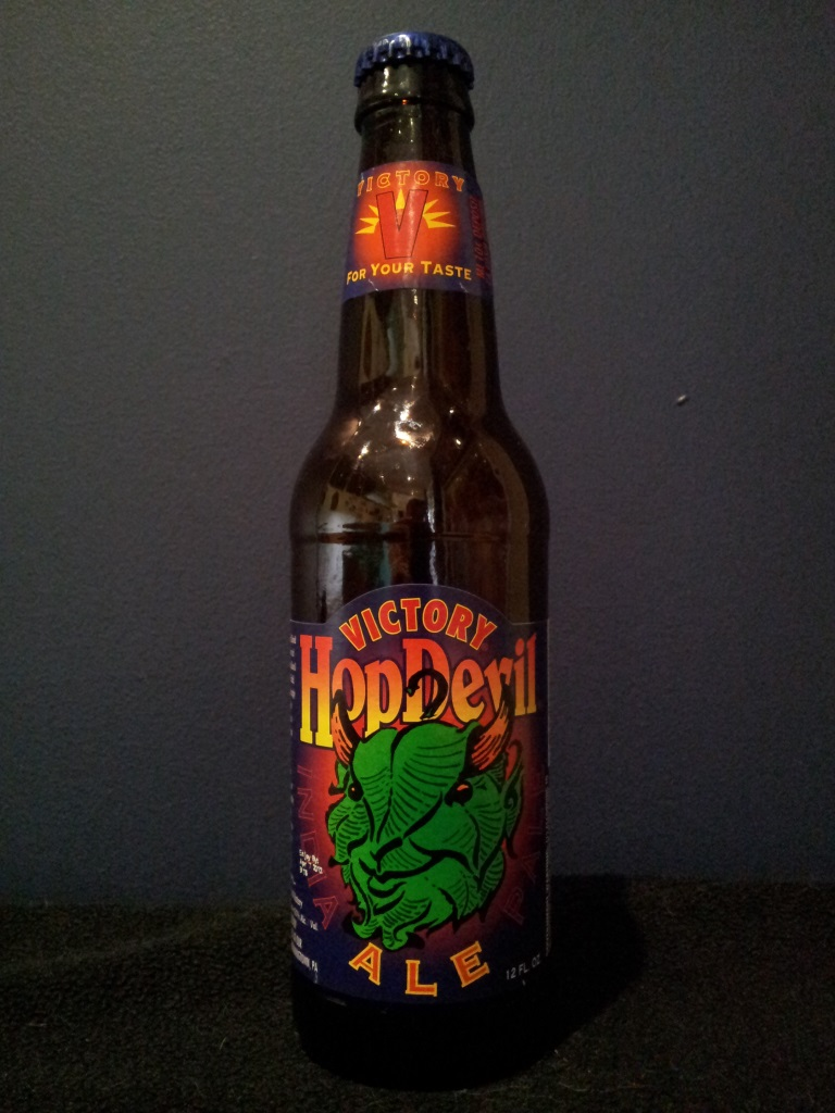 HopDevil Ale, Victory Brewing.jpg