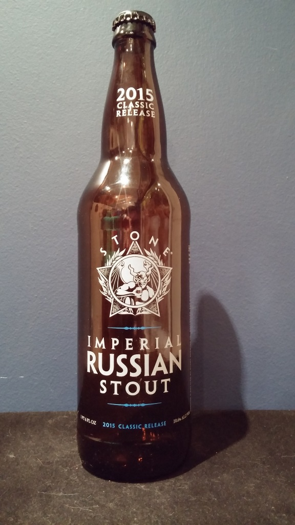 Imperial Russian Stout 2015, Stone Brewing Co.jpg