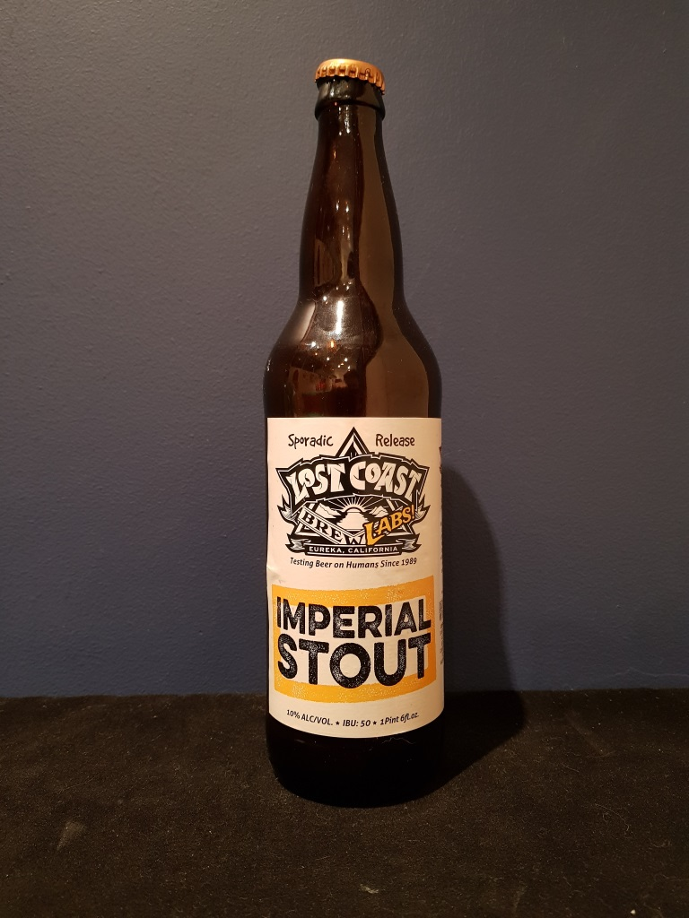 Imperial Stout, Lost Coast Brewery.jpg