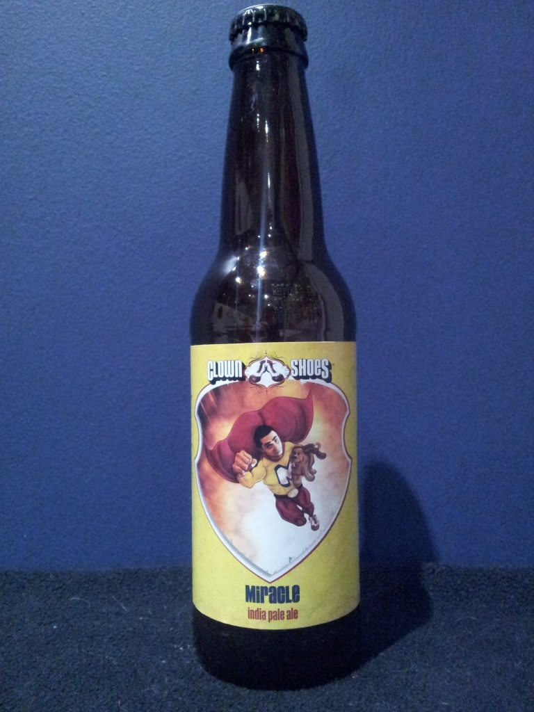 Miracle India Pale Ale, Clown Shoes.jpg