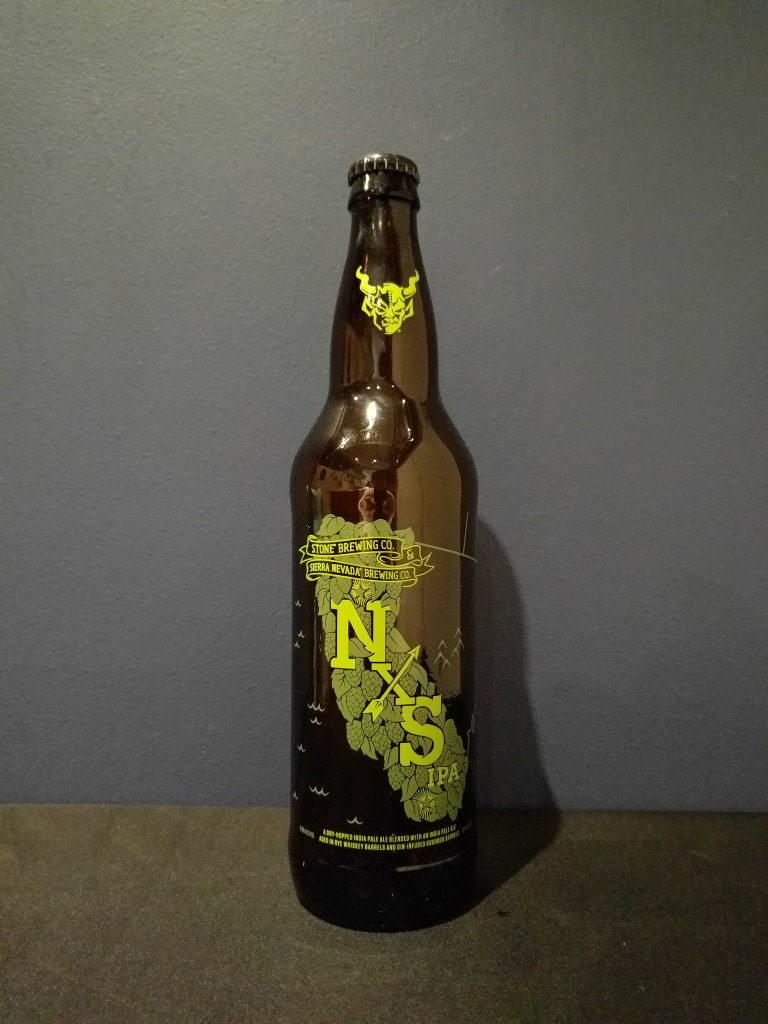 NxS IPA, Stone Brewing Co.jpg