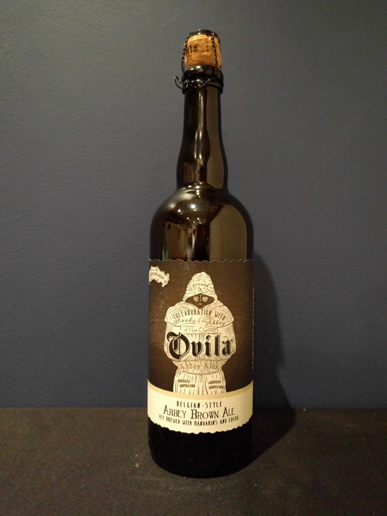 Ovila Belgian-Style Abbey Brown Ale Brewed With Mandarins And Cocoa, Sierra Nevada.jpg
