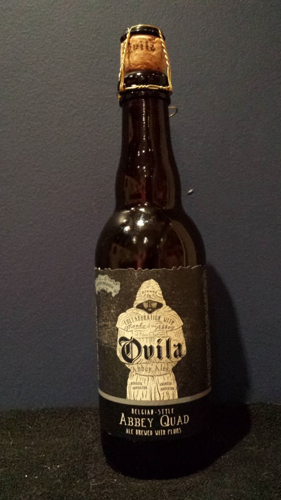 Ovila Belgian-Style Abbey Quad Ale Brewed with Plums, Sierra Nevada.jpg