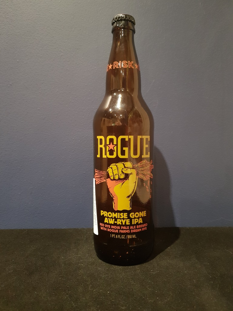 Promise Gone Aw-Rye IPA, Rogue Ales.jpg