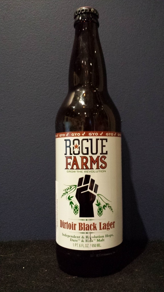 Rogue Farms Dirtoir Black Lager, Rogue Ales.jpg