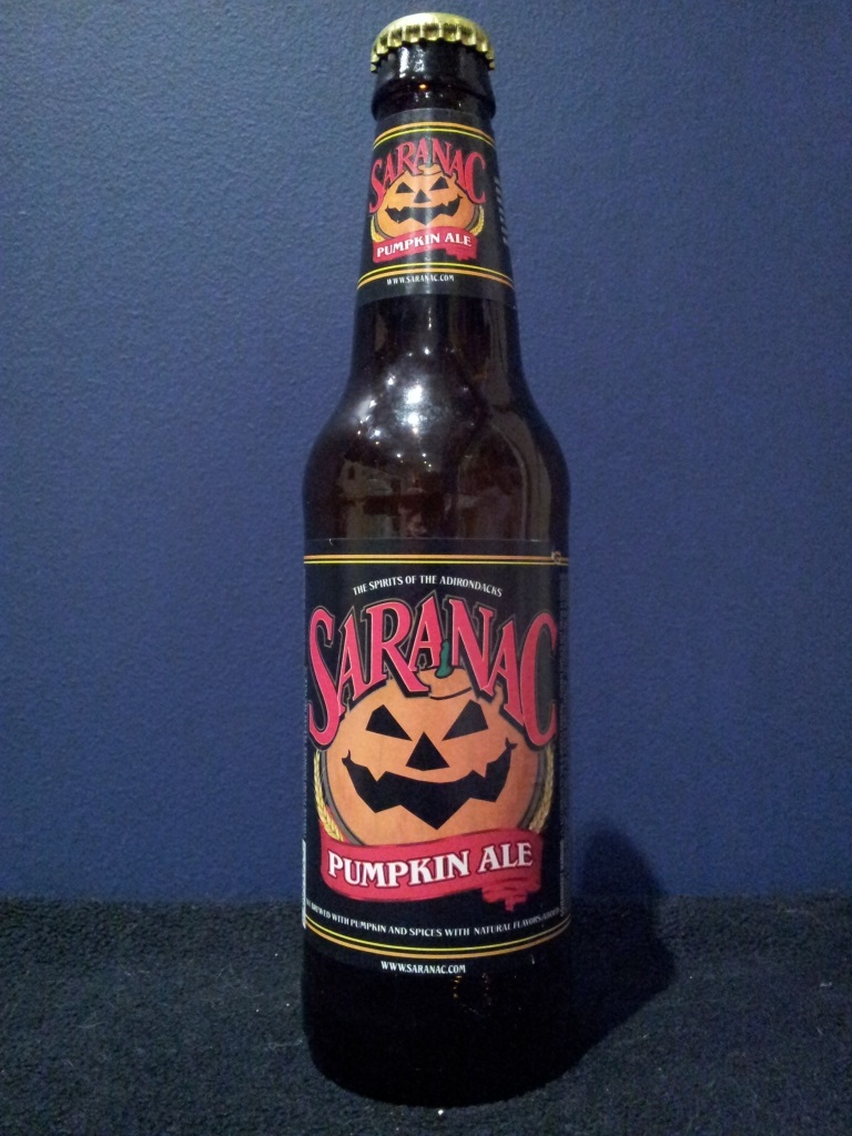 Saranac Pumpkin Ale, Matt Brewing.jpg