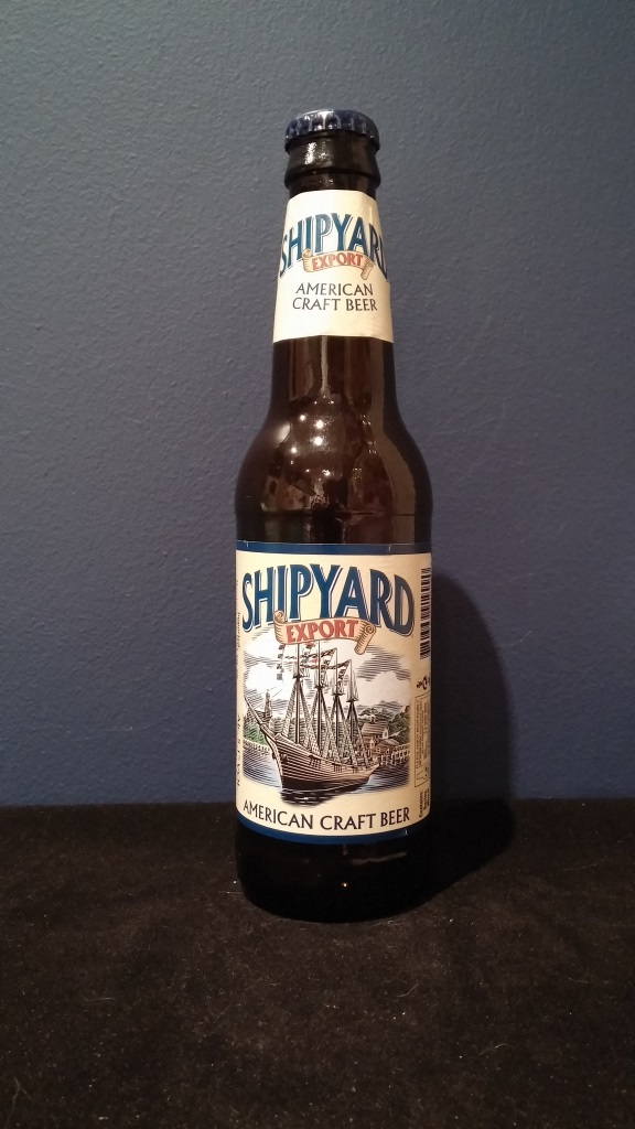 Shipyard Export Ale, Shipyard Brewing Company.jpg