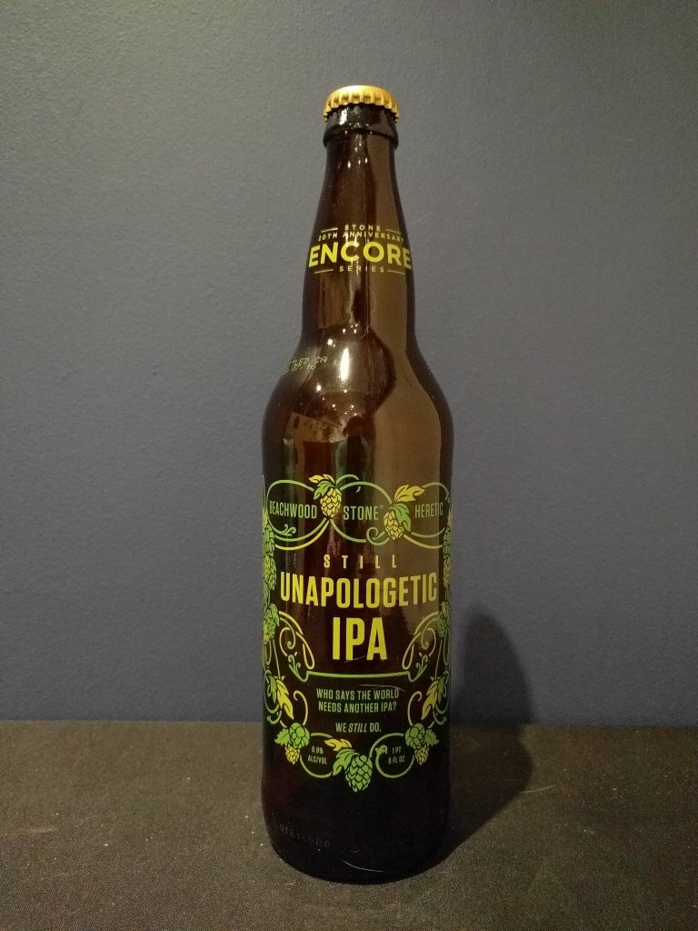 Still Unapologetic IPA, Stone Brewing Co.jpg