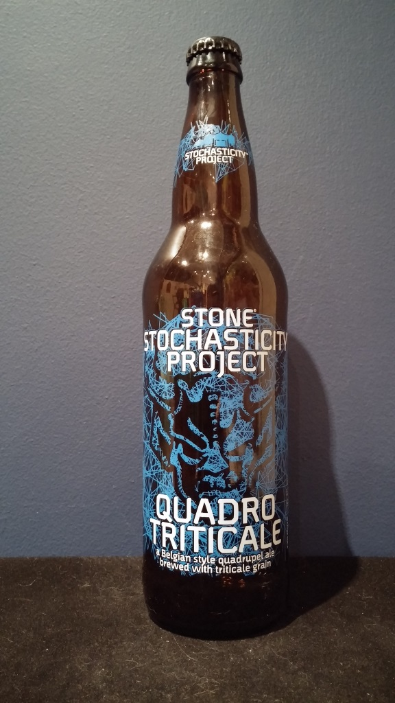 Stone Stochasticity Project Quadrotriticale, Stone Brewing Co.jpg