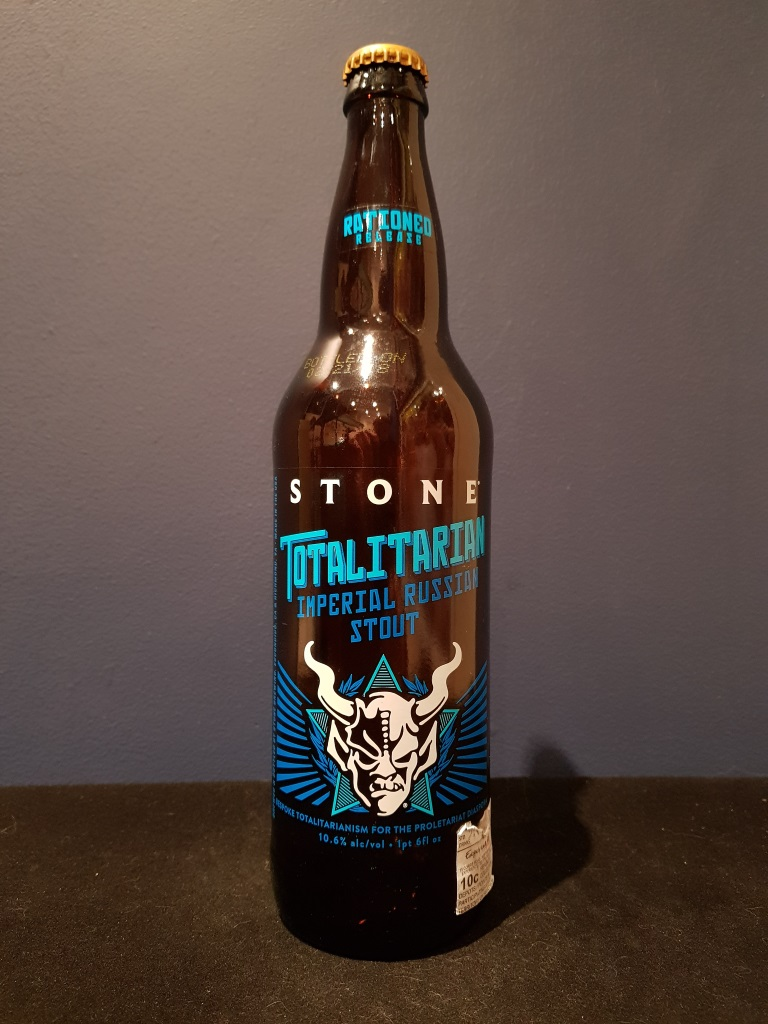 Totalitarian, Stone Brewing Co.jpg