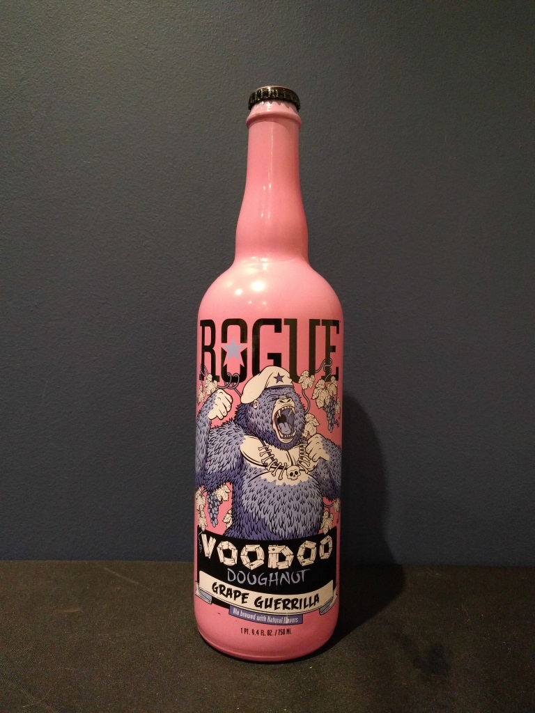 Voodoo Doughnut Grape Guerrilla, Rogue Ales.jpg