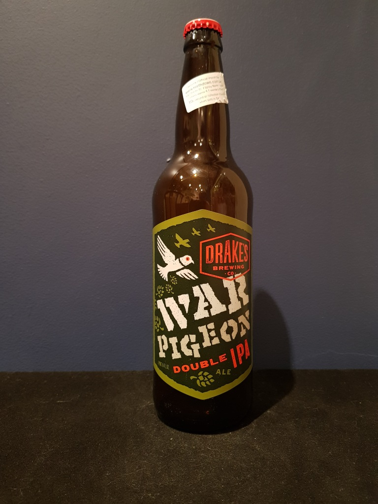 War Pigeon, Drake's Brewing Co.jpg