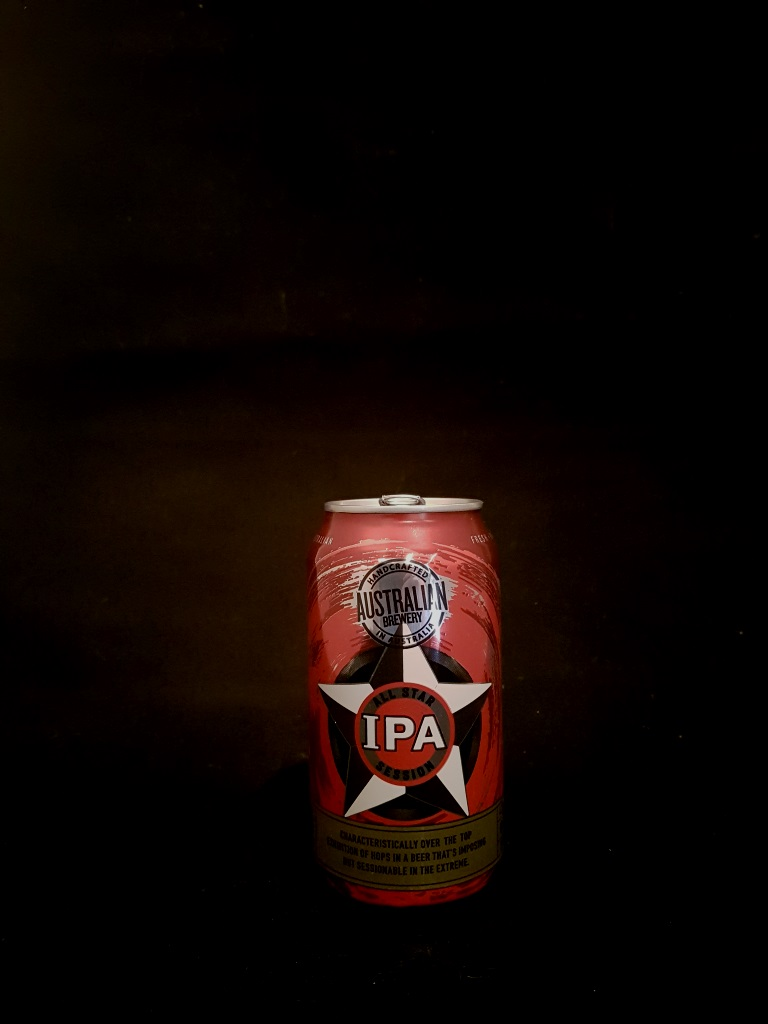 All Star Session IPA, Australian Brewery.jpg