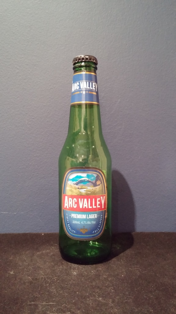 Arc Valley Premium Lager, Pinnacle Drinks.jpg