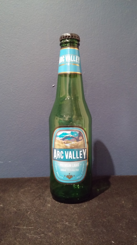 Arc Valley Premium Light, Pinnacle Drinks.jpg