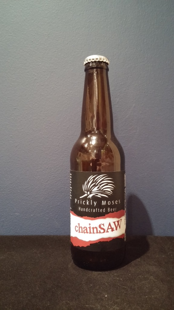 Chainsaw, Prickly Moses Handcrafted Beer.jpg
