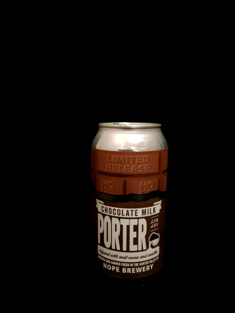 Chocolate Milk Porter, Hope Brewhouse.jpg