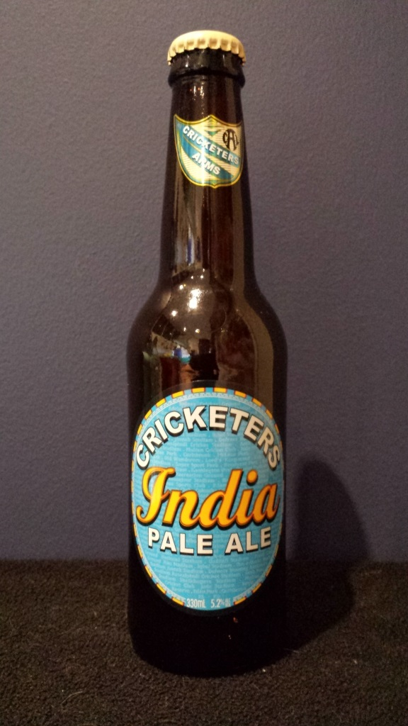 Cricketers India Pale Ale, Sundance.jpg