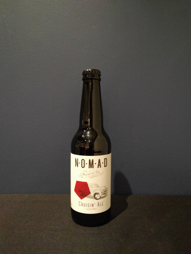 Cruisin' Ale, Nomad Brewing Co..jpg