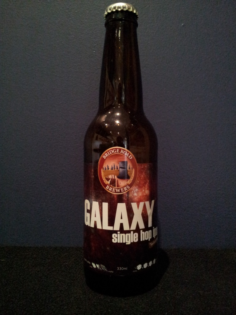 Galaxy single hop ipa, Bridge Road.jpg