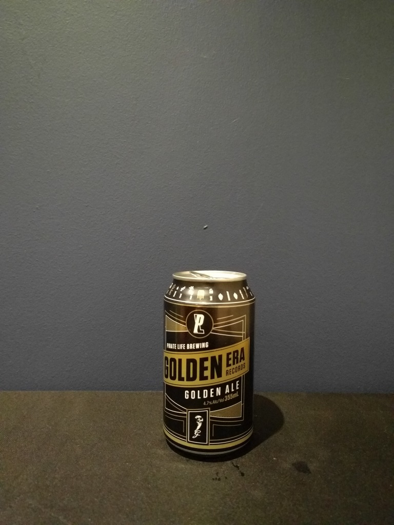 Golden Era Golden Ale, Pirate Life Brewing.jpg