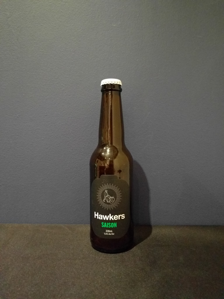 Hawkers Saison, Hawkers Beer.jpg