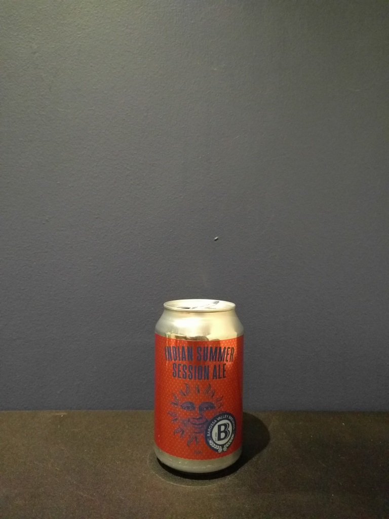 Indian Summer Session Ale, Barossa Valley Brewing.jpg