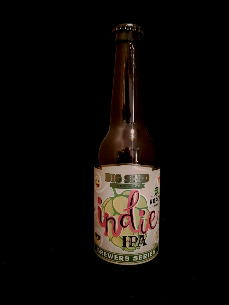 Indie IPA, Big Shed Brewing Co..jpg