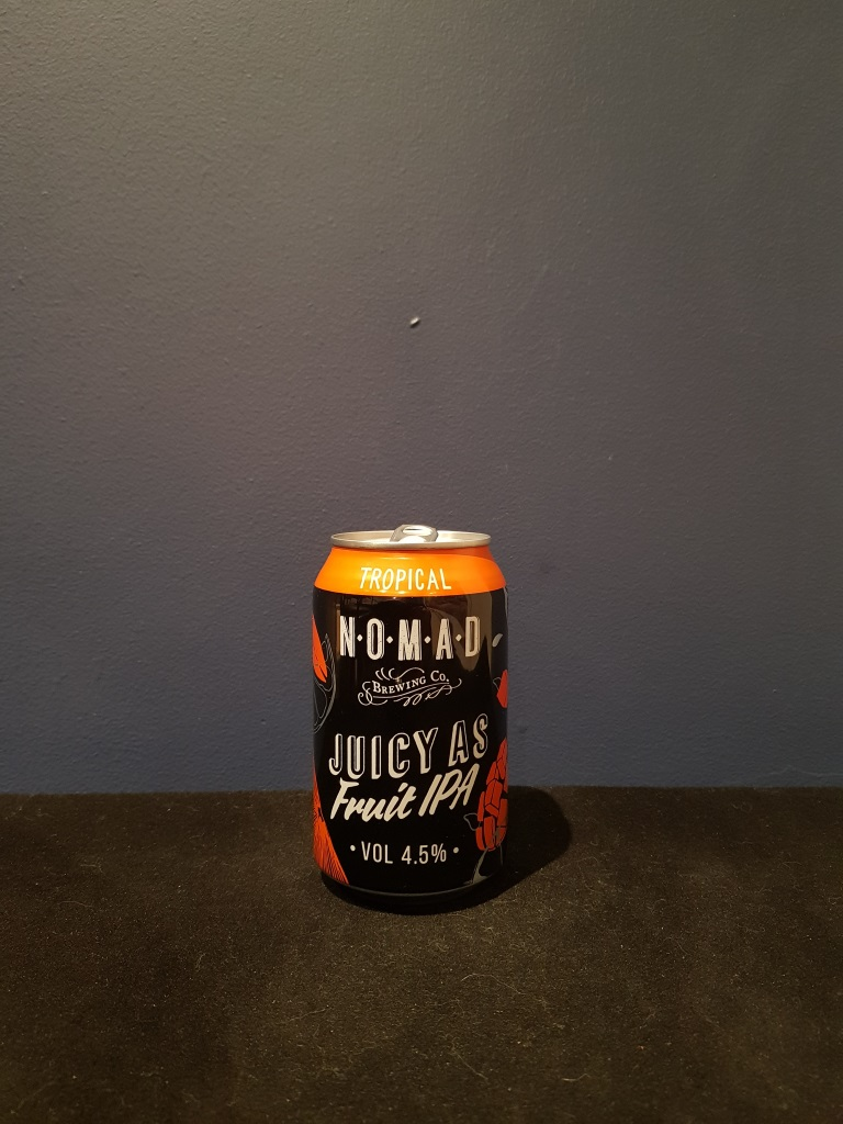 Juicy As, Nomad Brewing Co..jpg