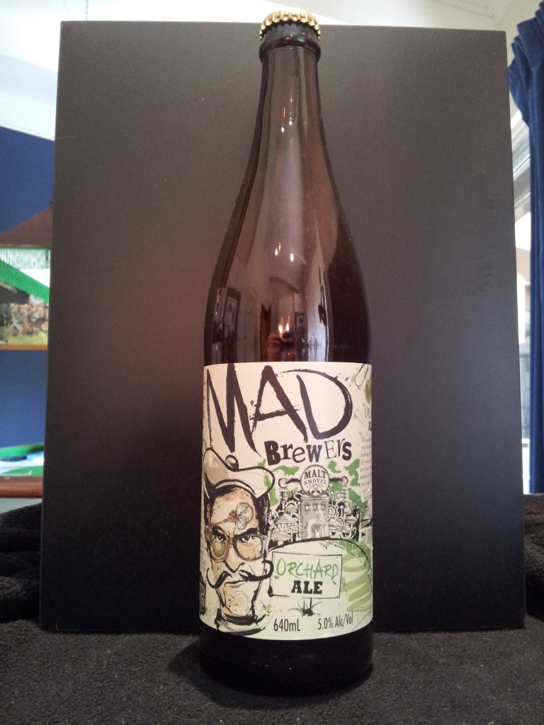 Mad Brewers Orchard Ale, Malt Shovel.jpg