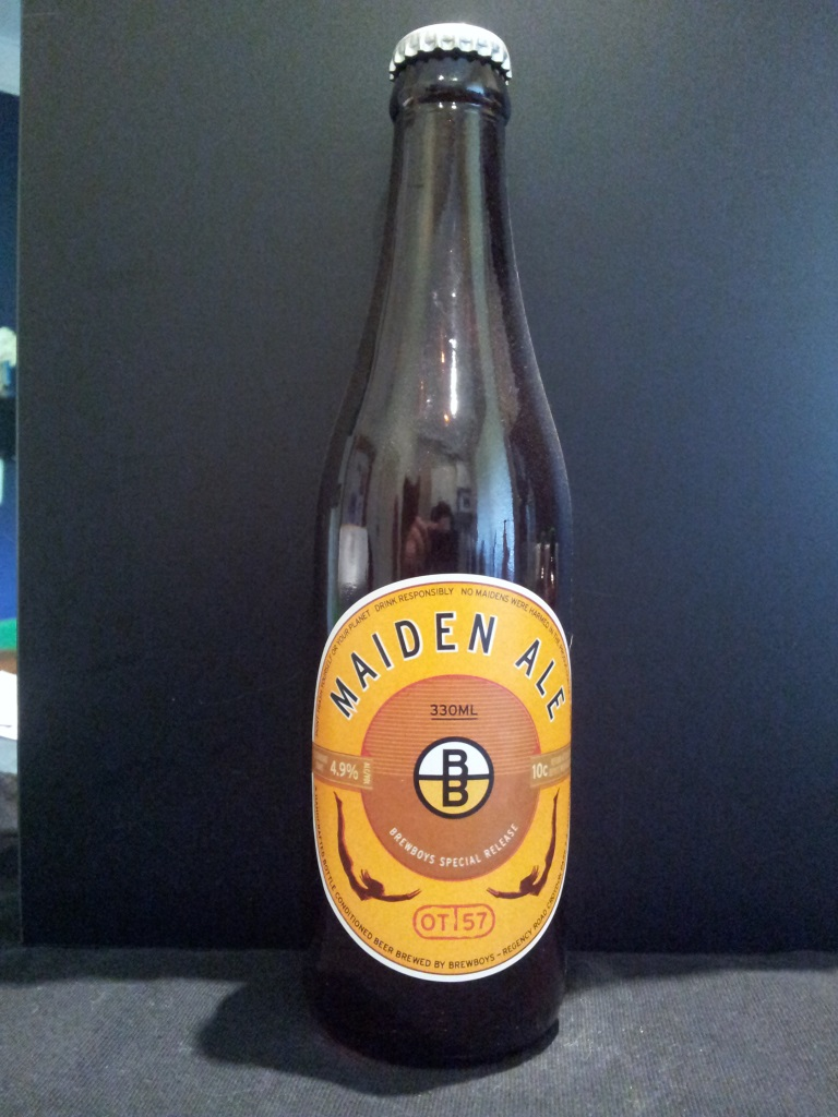 Maiden Ale, Brewboys.jpg