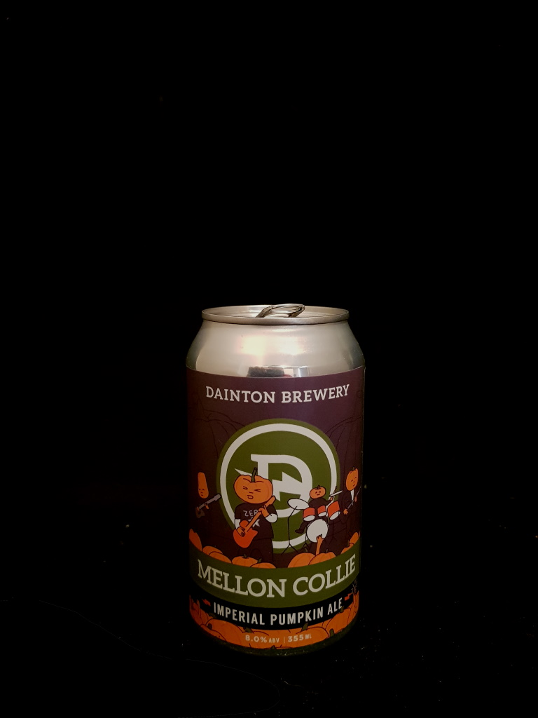 Mellon Collie Imperial Pumpkin Ale, Dainton Family Brewery.jpg