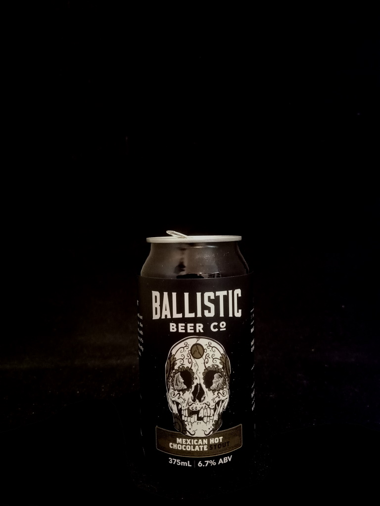 Mexican Hot Chocolate Stout, Ballistic Beer.jpg