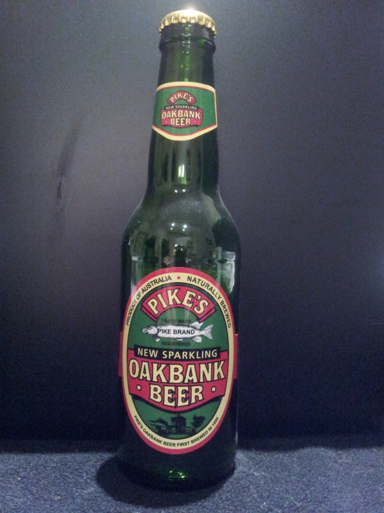 Pike's Oakbank Beer, Pike's.jpg