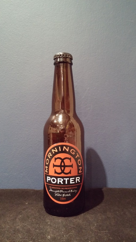 Porter, Mornington Peninsula Brewery.jpg