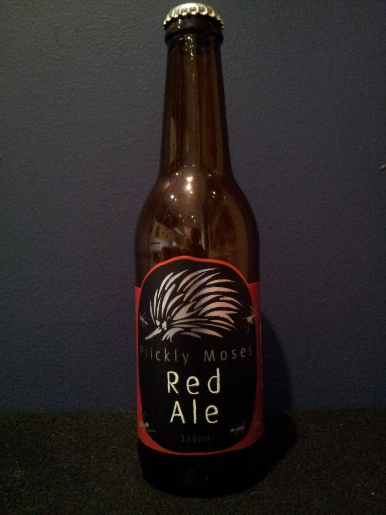 Prickly Moses Red Ale, Prickly Moses Handcrafted Beer.jpg
