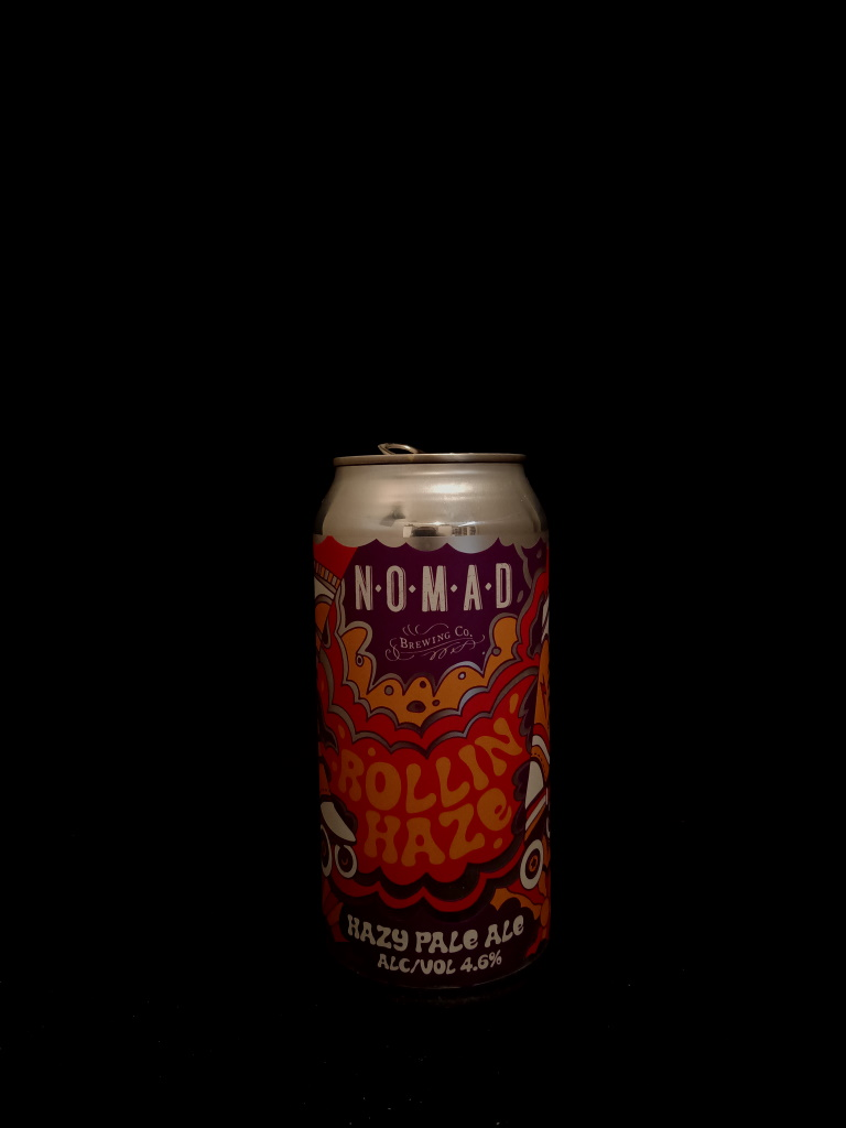 Rollin' Haze, Nomad Brewing Co..jpg