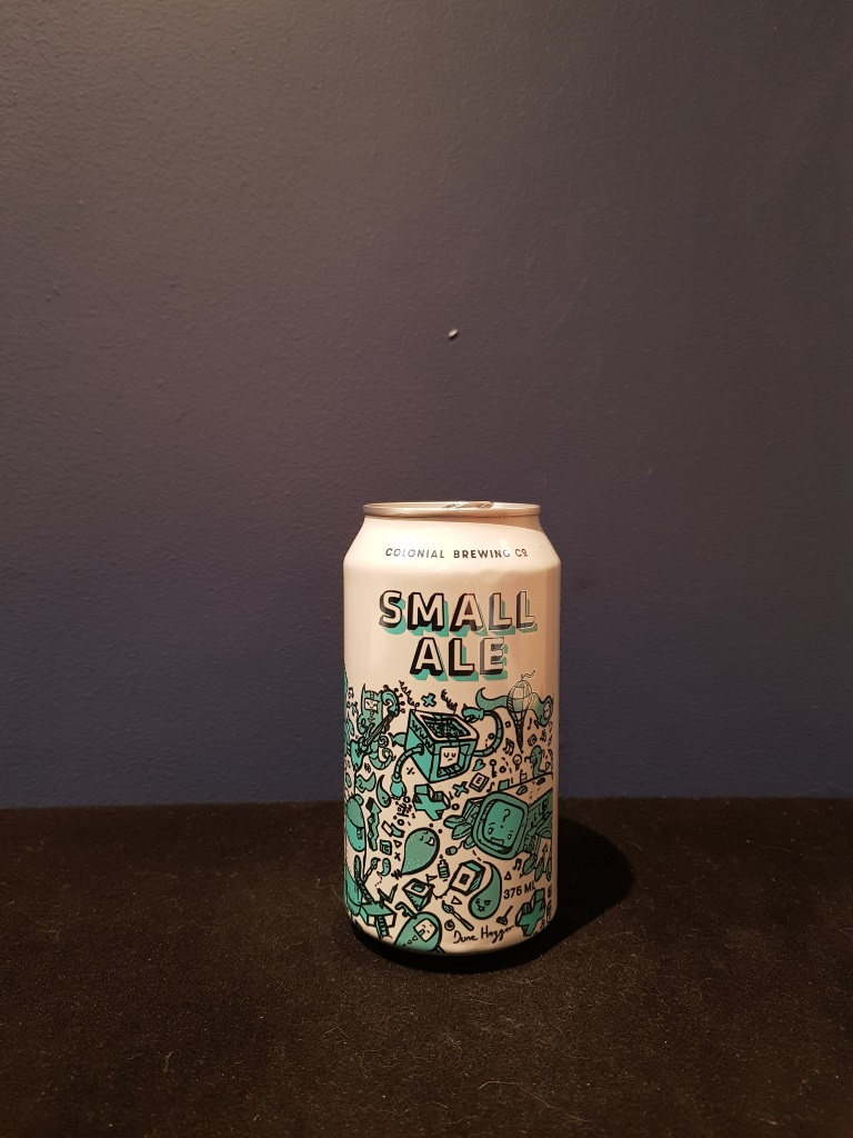 Small Ale, Colonial Brewing.jpg