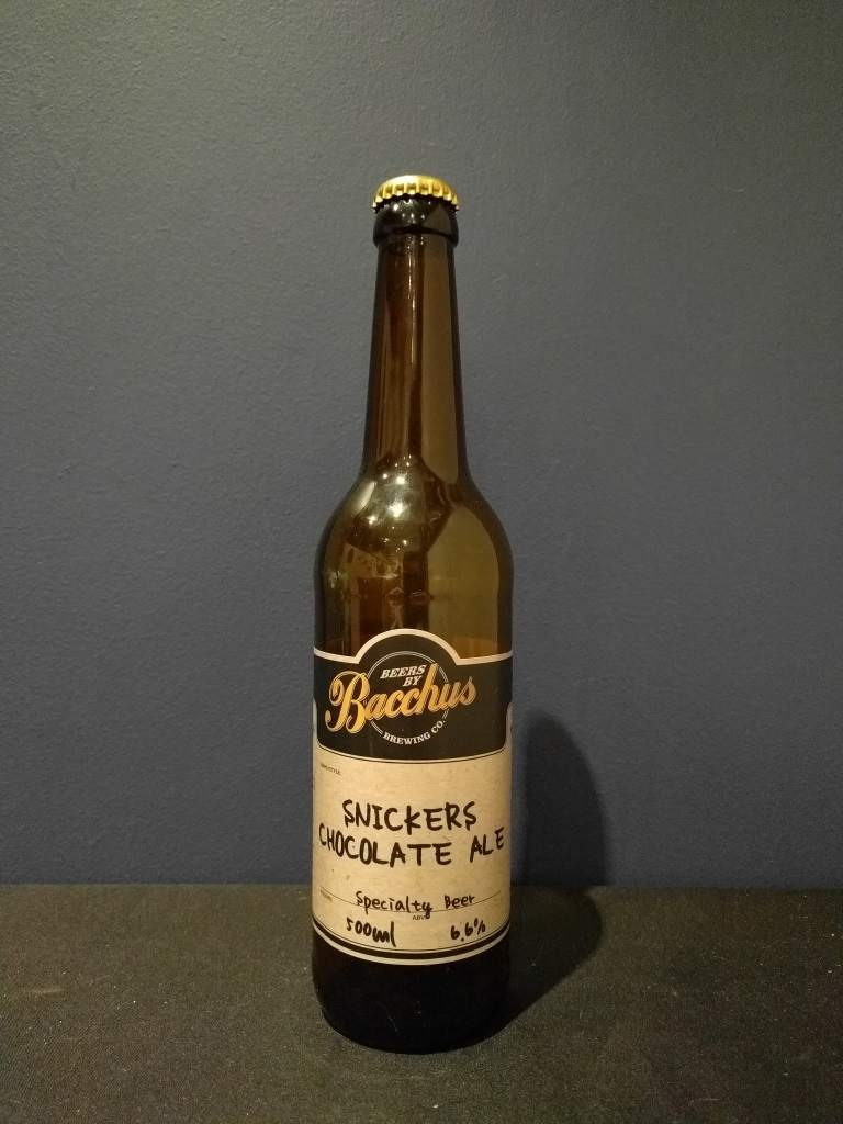Snickers Chocolate Ale, Bacchus Brewing.jpg