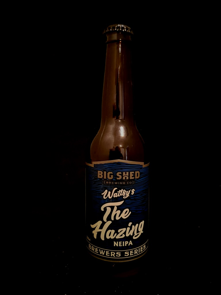 The Hazing, Big Shed Brewing Co..jpg