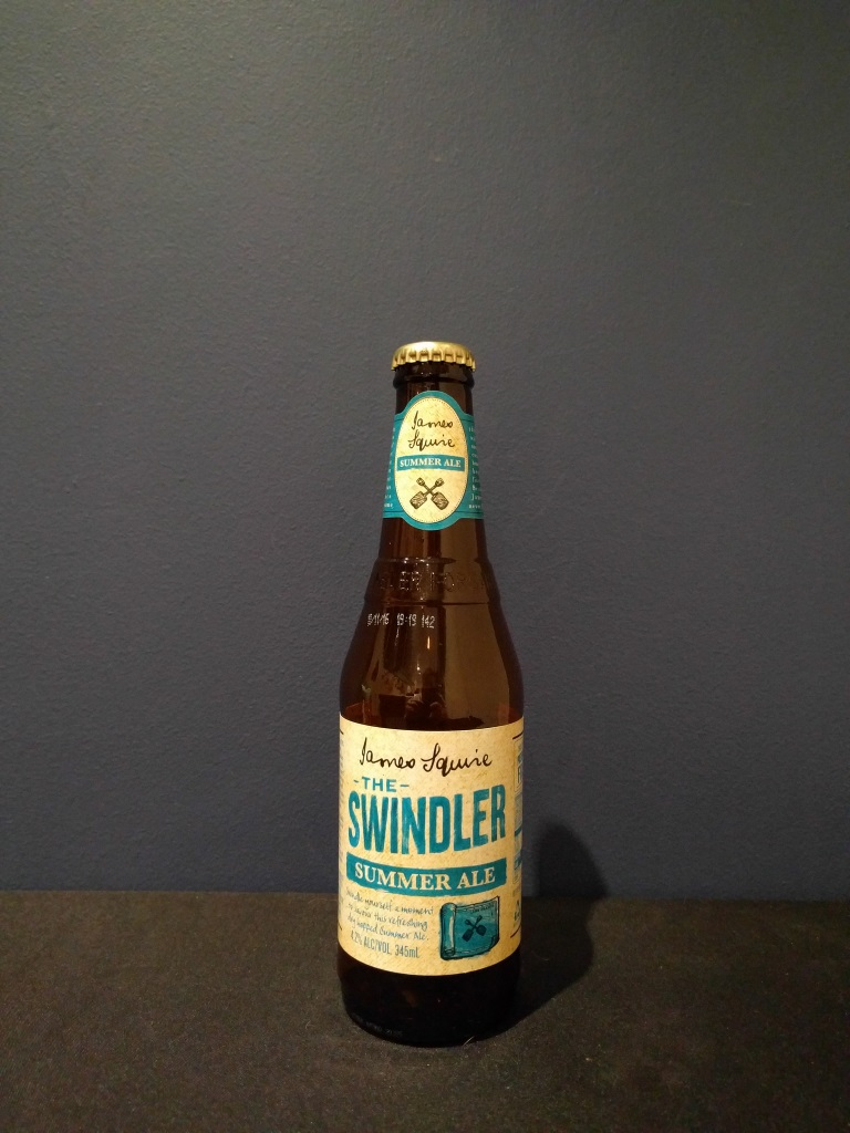 The Swindler Summer Ale, James Squire.jpg