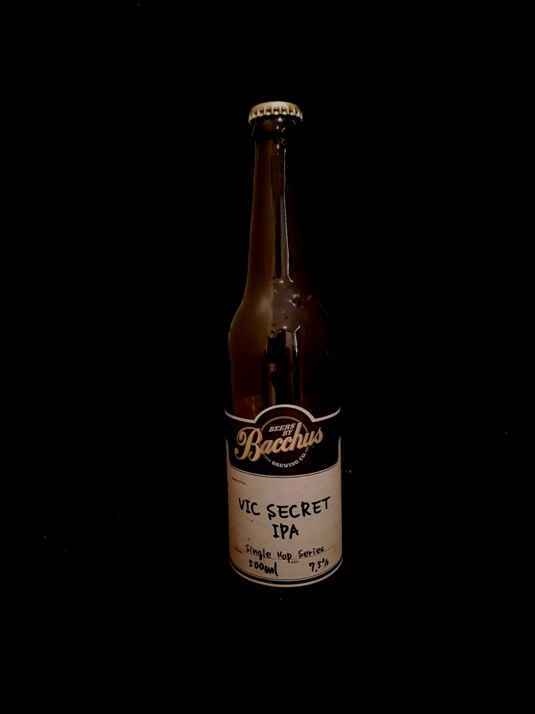 Vic Secret IPA, Bacchus Brewing.jpg