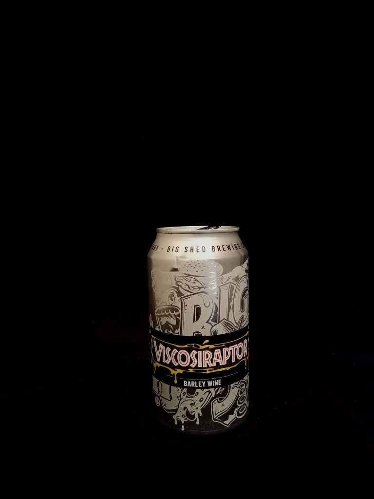 Viscosiraptor, Big Shed Brewing Co..jpg