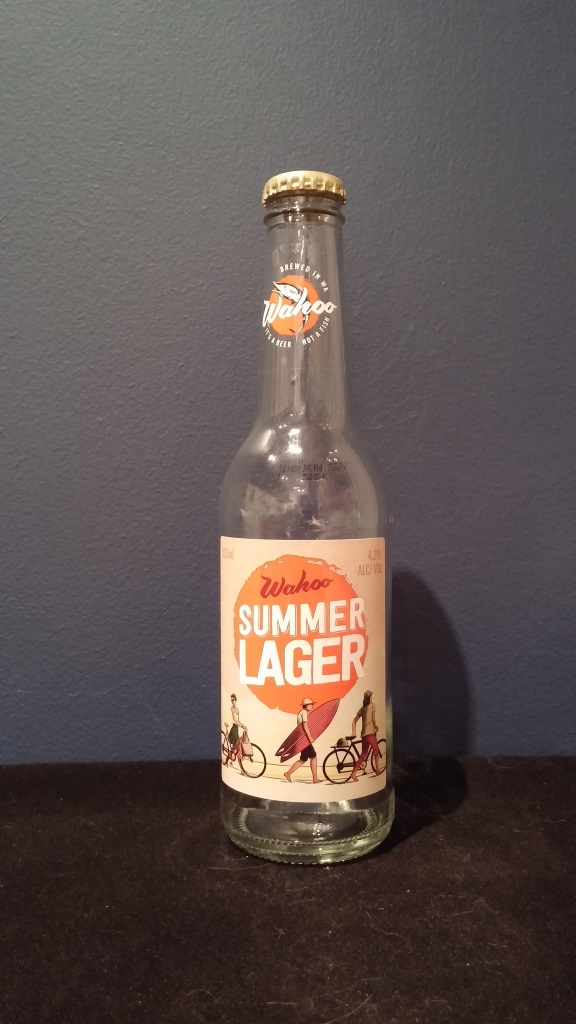 Wahoo Summer Lager, Gage Roads.jpg